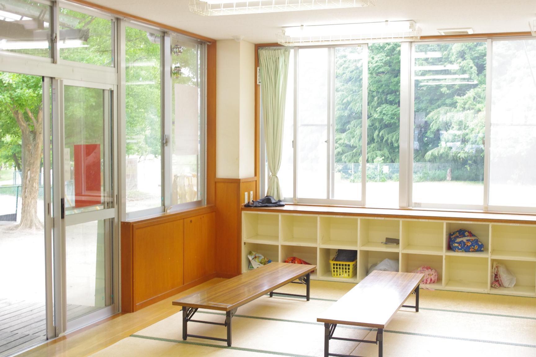 村松学童クラブ室内1