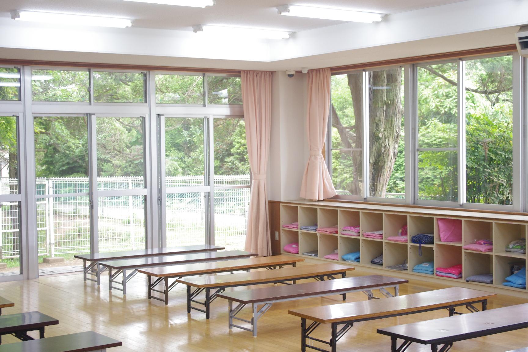 舟石川学童クラブ室内2