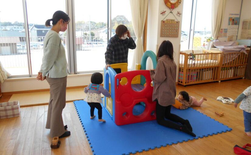 令和3年度の総合福祉センター「絆」児童センター・とうかい村松宿こども園子育て支援室・長堀すこやかハウスの利用等について